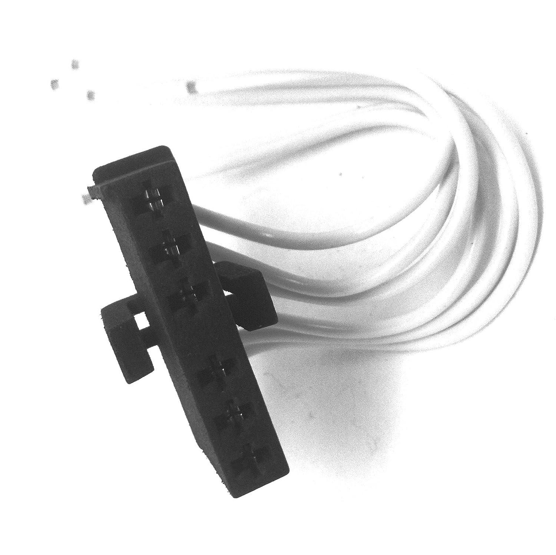 2 x Ford Transit Mk6 Mk7 Tail Light Connector Loom Harness