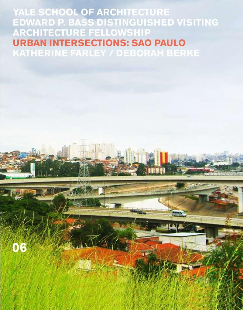 Download Urban Intersections: São Paolo 06 (Edward P. Bass   Distinguished Visiting Architecture Fellowship) PDF
