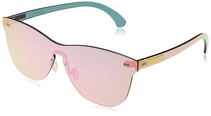 Lenoir Eyewear LE25.8N Lunette de Soleil Mixte Adulte, Rose