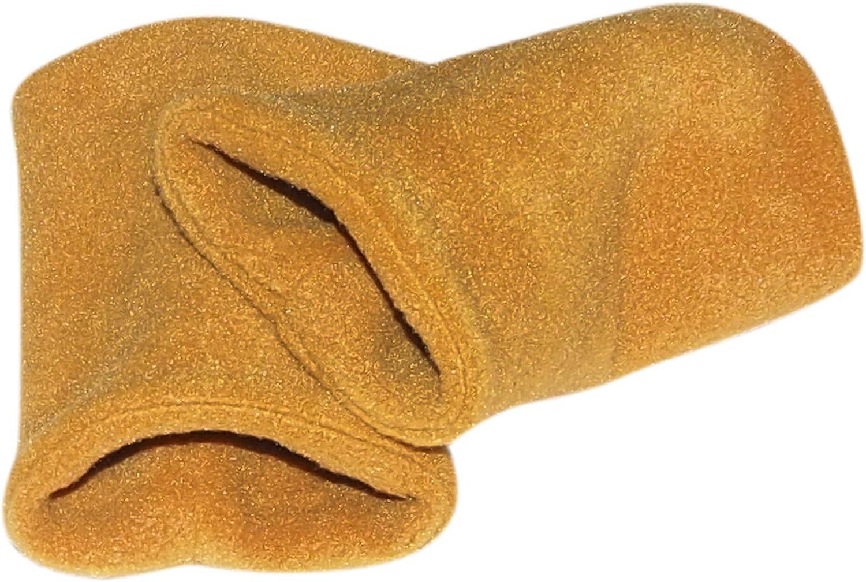 Armstulpen aus Anti-Peeling-Fleece Pulsw/ärmer Beckys-Welt