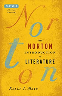 Norton Introduction To Literature 10th Edition Pdf