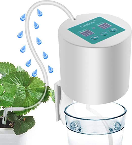 Koouyt Dispositivos de riego, Auto Sistema de Riego Jardín Riego ...
