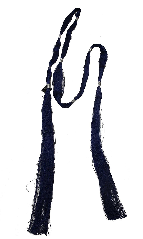 Alexis Mabille, Finge Belt, blau
