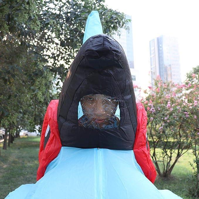 Takefuns - Disfraz de Loro Hinchable para Halloween: Amazon ...