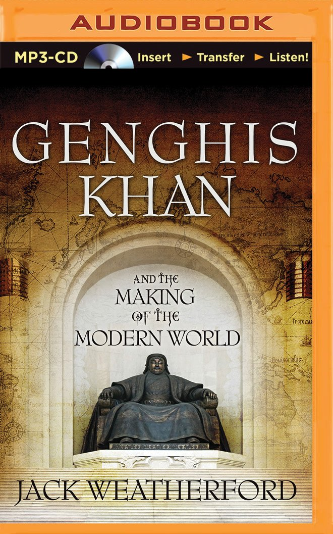 Amazon.com: Genghis Khan and the Making of the Modern World ...