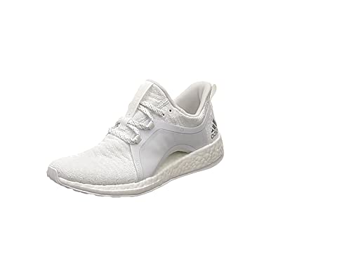 Damen Adidas BY8926 Pure Boost X WeißSilber Running Shoes