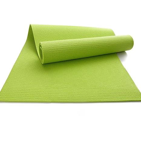 Estera Yoga Estera de Yoga Transpirable, Almohadillas ...