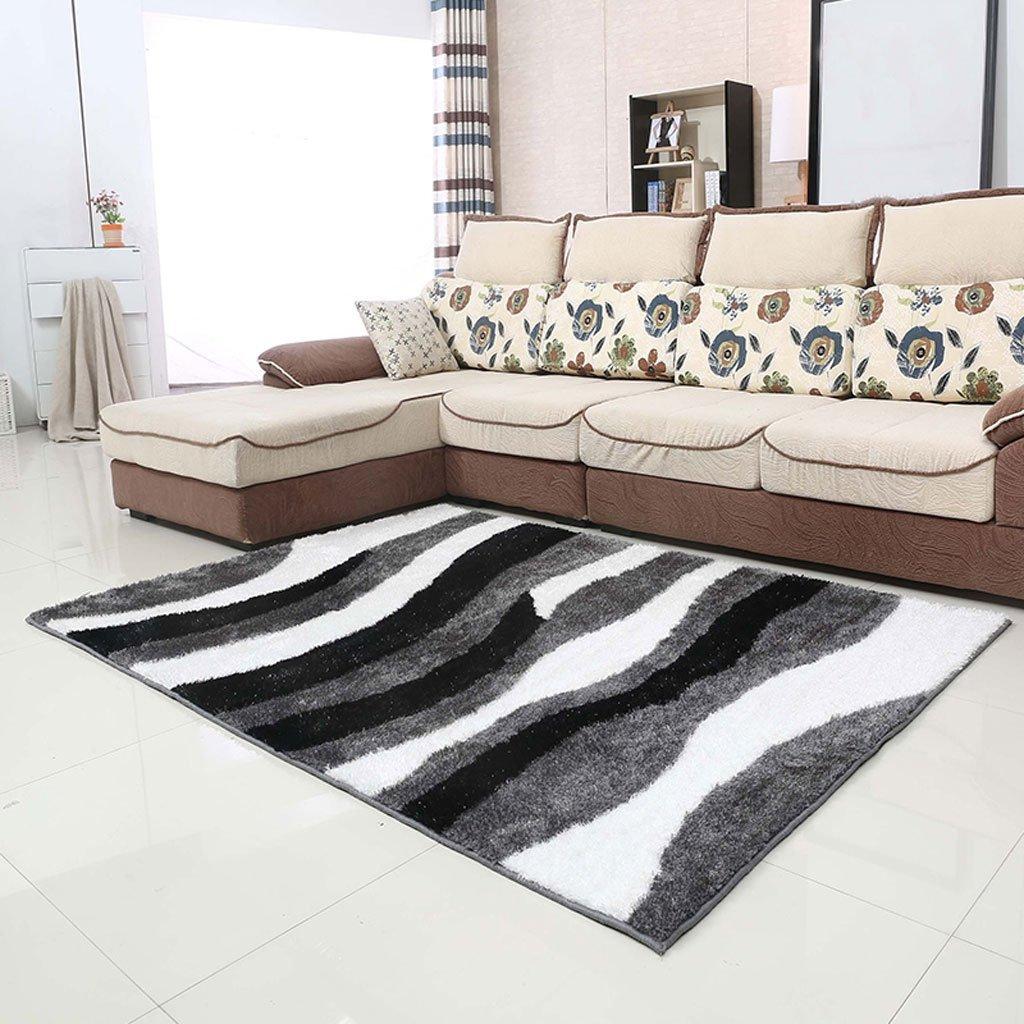 Daicushengmao ヨーロッパおよびアメリカ様式のための居間のコーヒーテーブルの寝室のカーペットのカーペット店 エリアラグ (Color : A) B07S7SM2KL A
