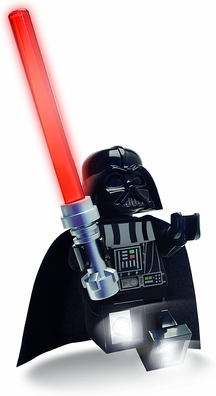 LEGO Star Wars Darth Vader LED Flashlight Torch