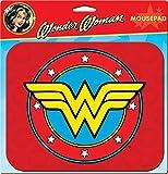 Ata-Boy DC Comics Wonder Woman Logo Mouse Pad