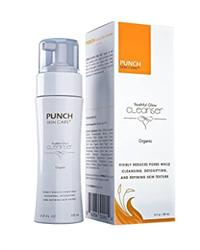 PUNCH Skin Care® Youthful Glow Facial Cleanser The
