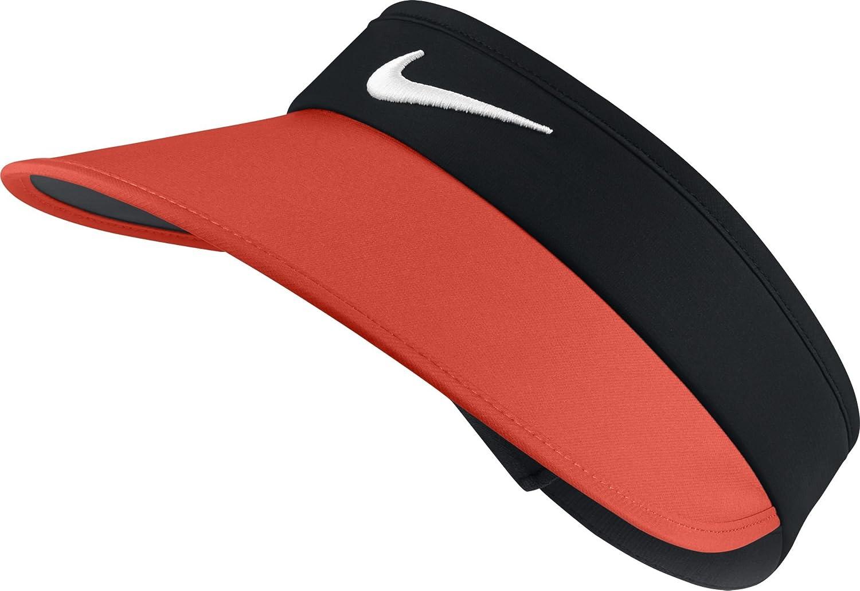 Nike W Nk Visor Big Bill Gorra de Golf, Mujer, Negro (Black/MAX ...