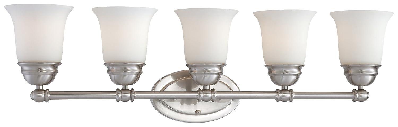 Thomas Lighting SL714578 Bella Bath Light, Brushed Nickel hot sale 2017