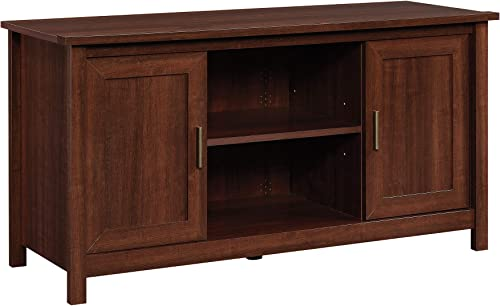 Sauder Brookland TV Stand, 47 , Select Cherry