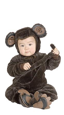 Toddler Monkey Costume -Toddler (2T-4T)  sc 1 st  Amazon.com & Amazon.com: Toddler Monkey Costume -Toddler (2T-4T): Clothing