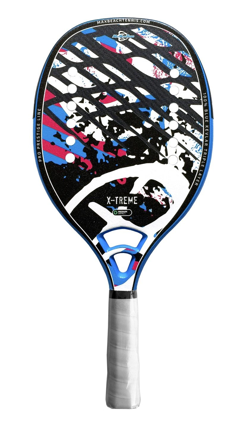 ea5e08fc45fc Racchetta Beach Tennis MBT X-TREME 2016  Amazon.co.uk  Sports   Outdoors