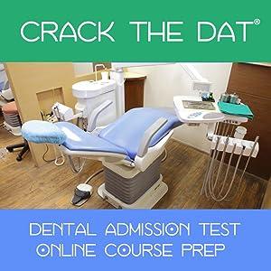 Crack the DAT - Simulate the Dental Admission Test (2019-2020 Hero Prep Pack) [Digital Download]