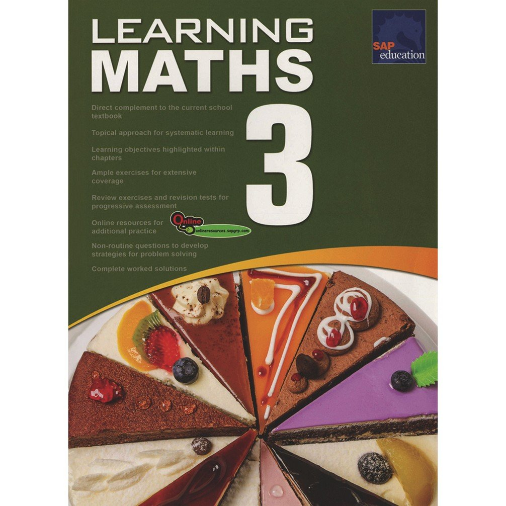 Buy SAP Learning Maths 3 Book Online at Low Prices in India | SAP ...