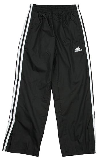 e5f499d7ea2f Amazon.com  Adidas Big Boys Core Revolution Track Pants - Black ...