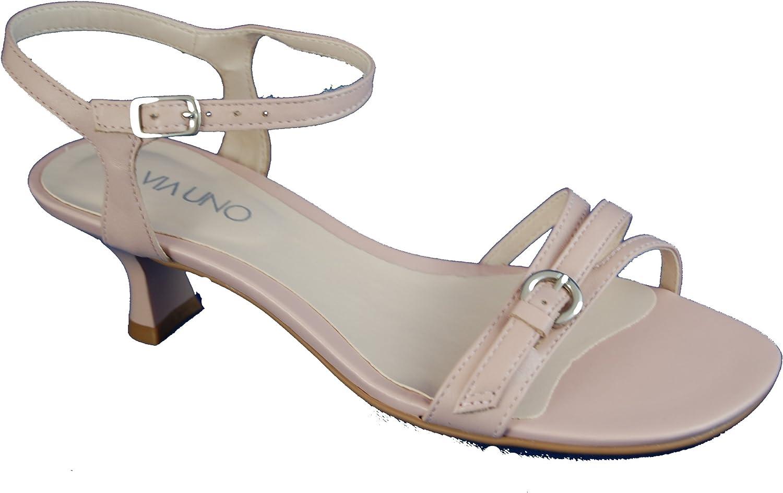 light pink ankle strap heels
