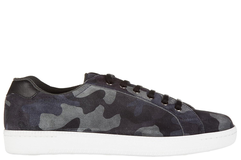 ac03a3acebbfe Car Shoe Men's Shoes Suede Trainers Sneakers blu: Amazon.co.uk: Shoes & Bags
