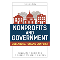 Nonprofits and Government: Collaboration and Conflict (Urban Institute Press)