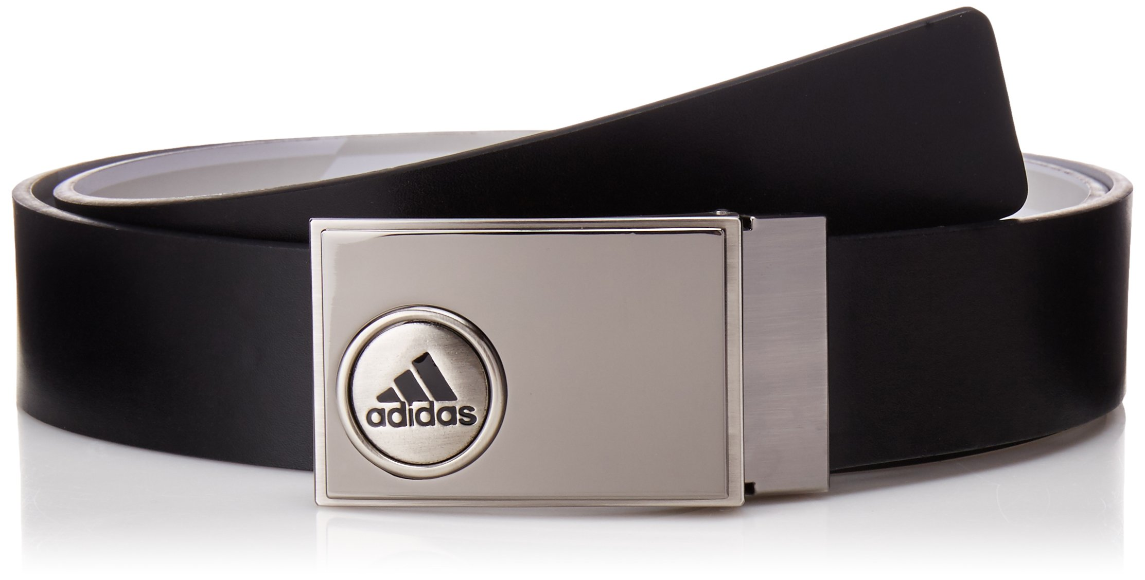 adidas Golf Ball Marker Printed Belt, Black, One Size