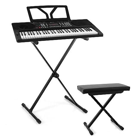 Schubert Etude 300 • Set teclado • Órgano • Piano eléctrico • Multiple funciones • Canciones