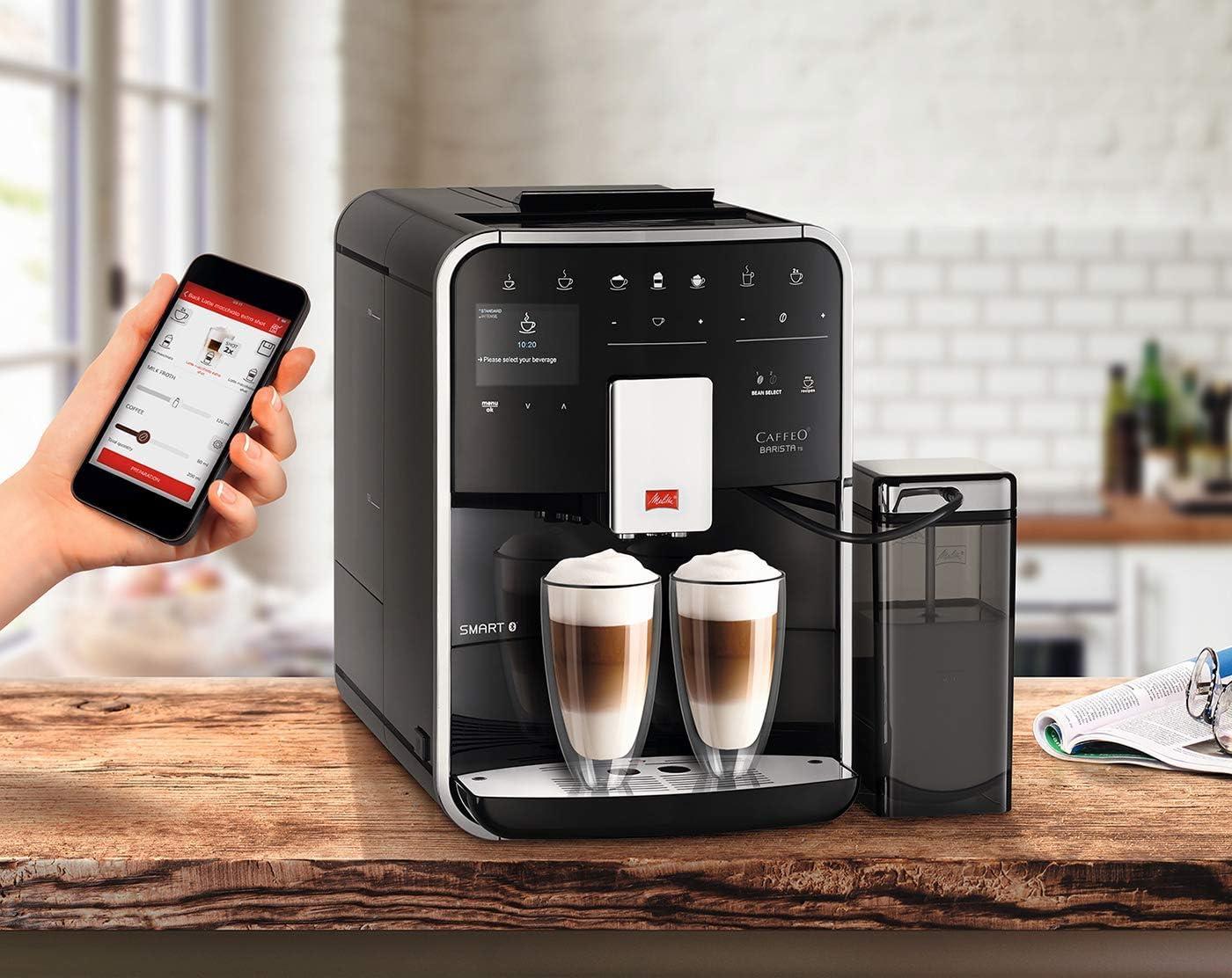 Was zeichnet eine smarte Kaffeemaschine aus?