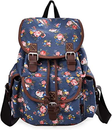 Abstract Art Unisex Casual Shoulder Backpack with front flap Small Backpack Backpack Purse FREE SHIPPING Rucksack