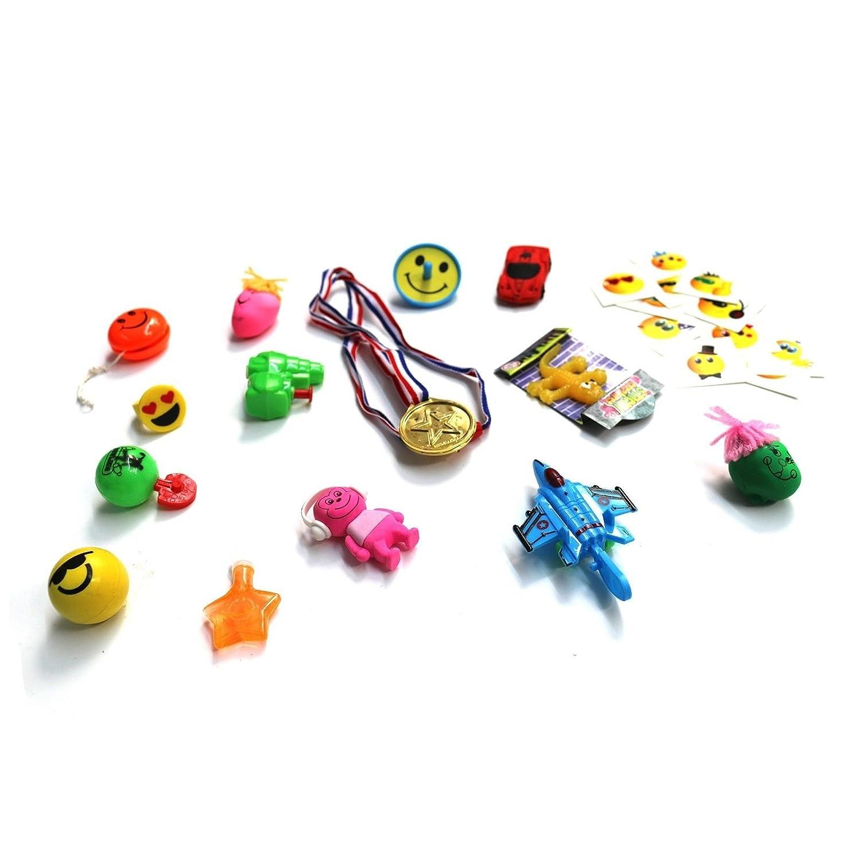 Golden Star Eid Mubarak Hanging Pinata Party Game 30 Toys