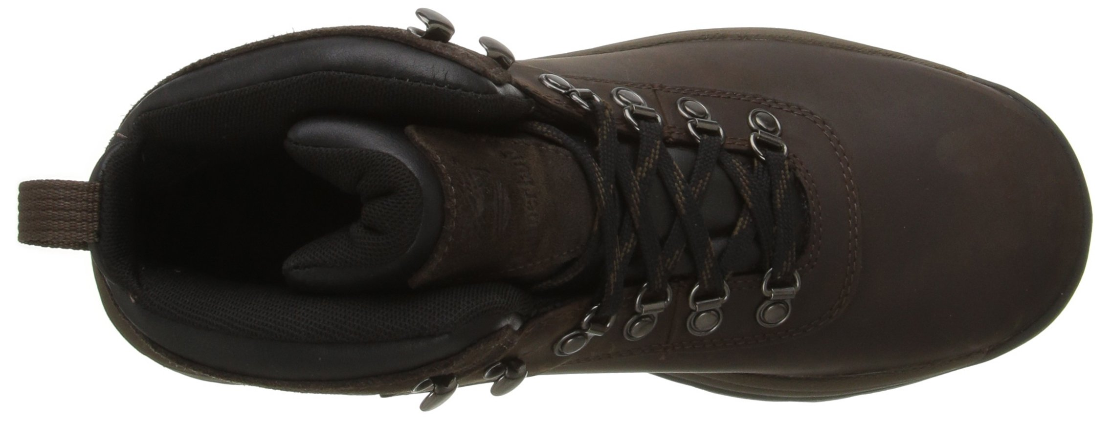 Timberland Men's Flume Waterproof Boot,Dark Brown,13 M US by Timberland (Image #8)