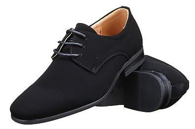004ccd3fbc Goor - Derbies garçon Kb5980-18 S Noir: Amazon.fr: Chaussures et Sacs