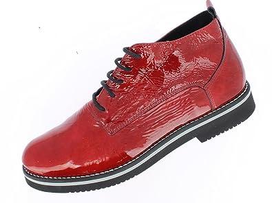3e67cfdc14a Sagone Chaussures DACAI - rouge  Amazon.fr  Chaussures et Sacs