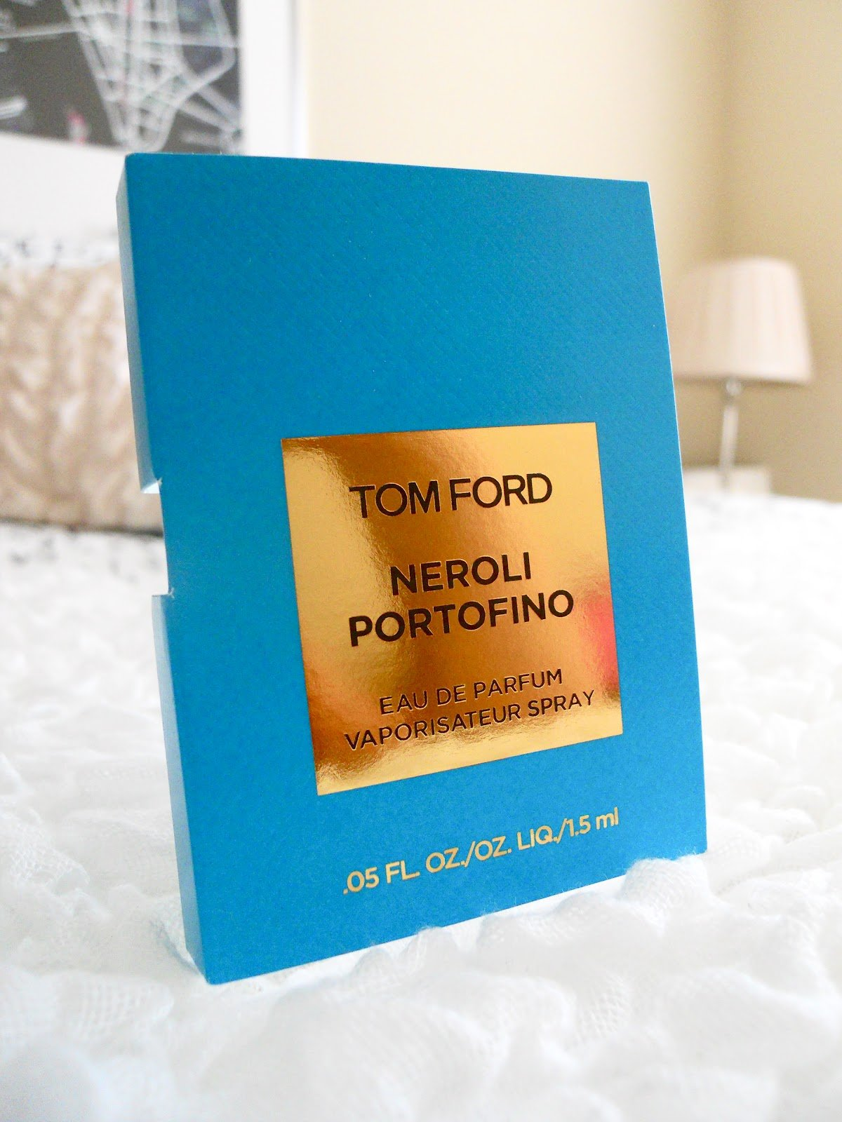 ed8b9d740d83fd Tom Ford Private Blend Neroli Portofino Eau de Parfum Sample Spray 0.05 oz  1.5  ml