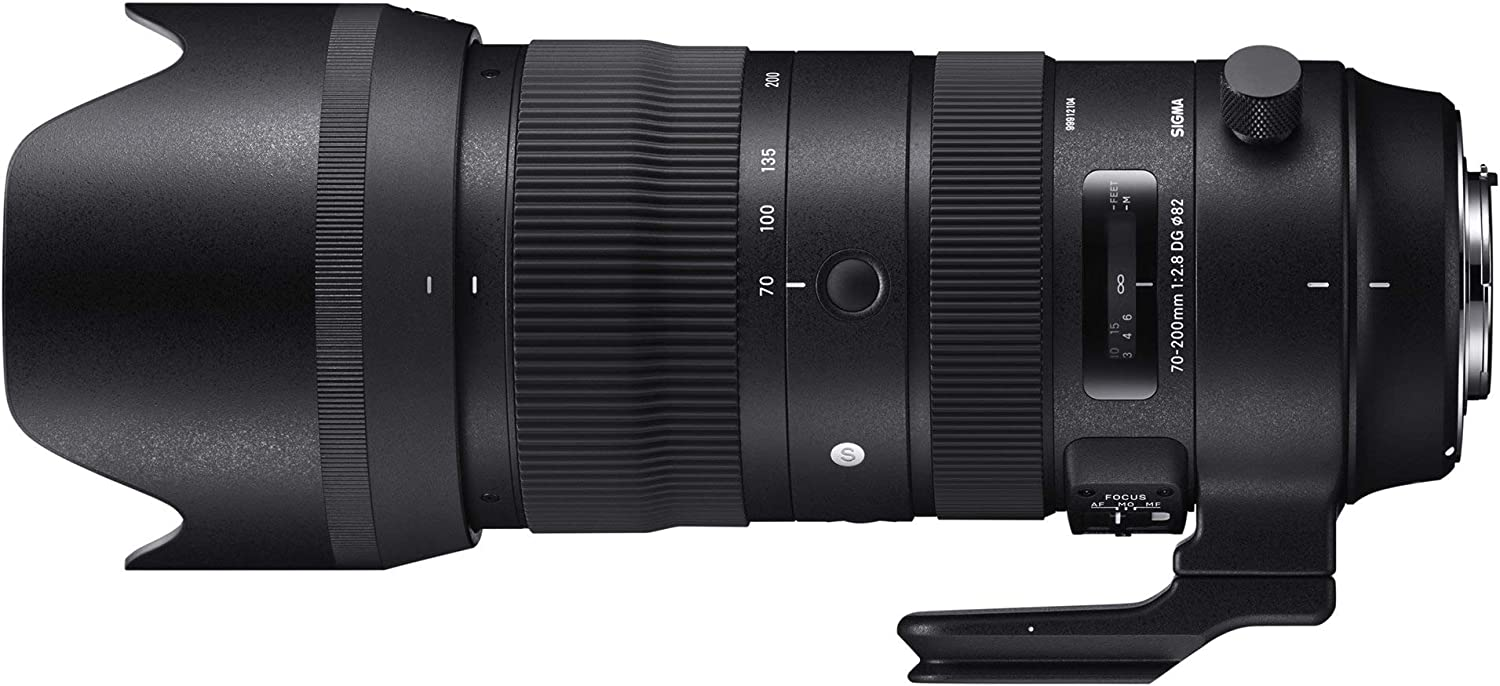 Sigma 70-200mm F2.8 Sports DG OS HSM for Canon Mount