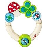 HABA 2631 Greifling Glücksbringer, Kleinkindspielzeug