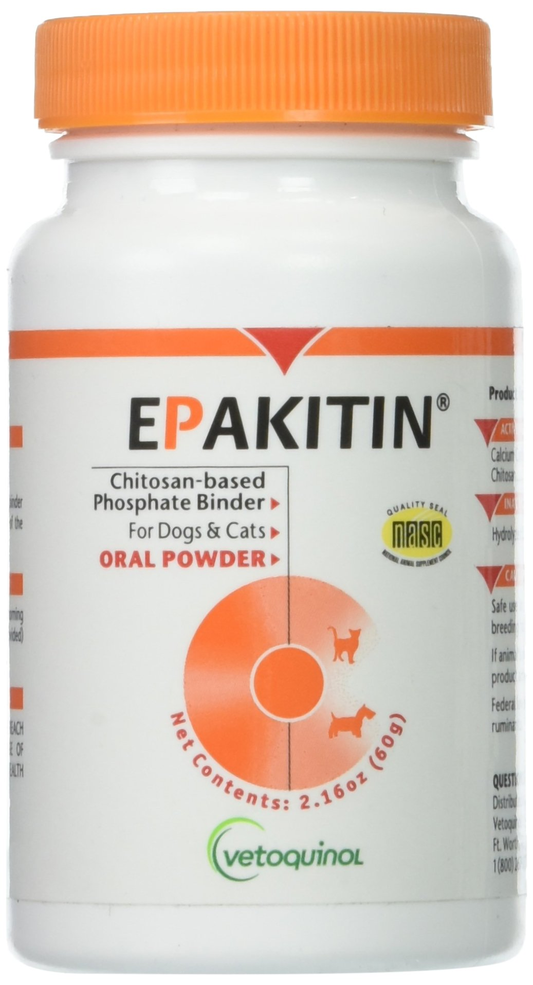 Best Rated In Cat Hip Joint Care Helpful Customer Reviews Nutrimax Healthy 60 Tablet Epakitin Grams Product Image