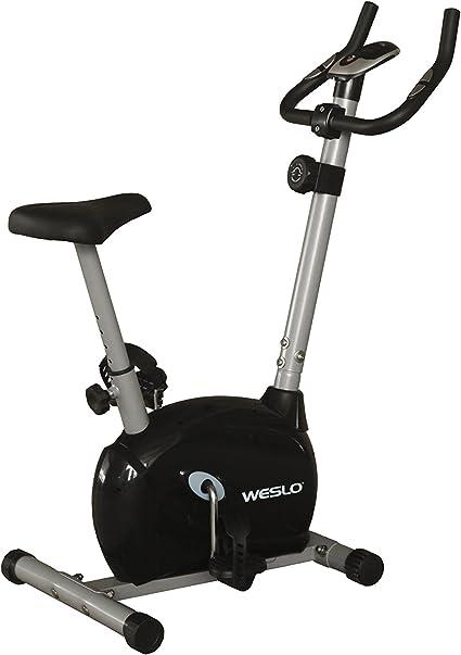 Weslo - Bicicleta estática Easy Fit Unisex, Color Negro: Amazon.es: Deportes y aire libre