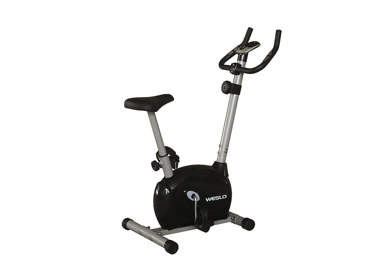 Weslo - Bicicleta estática Easy Fit Unisex, Color Negro: Amazon.es ...