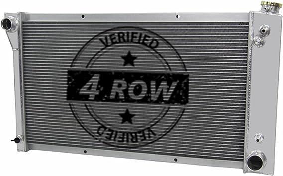 3 Row//Core Aluminum Radiator FOR Chevy C//K Truck 10 20 30 1967-1972 68 69 70 71