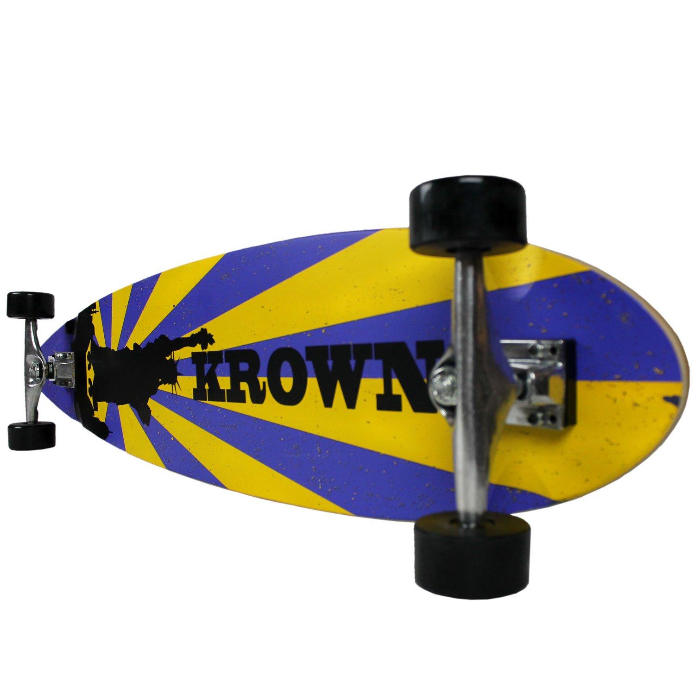 Krown Complete Longboard Skateboard DECK