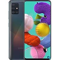 Samsung Galaxy A51 SM-A515FZKWTUR Akıllı Telefon, 128GB (Çift SIM), Prizma Siyah (Samsung Türkiye Garantili)