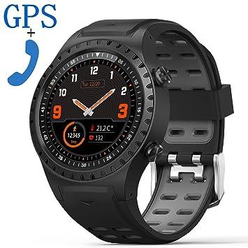 a6a6eb4a92 スマートウォッチ 通話 ランニングウォッチ gps スマートウォッチ GPS ランニングウォッチ 日本語対応 Bluetooth 通話