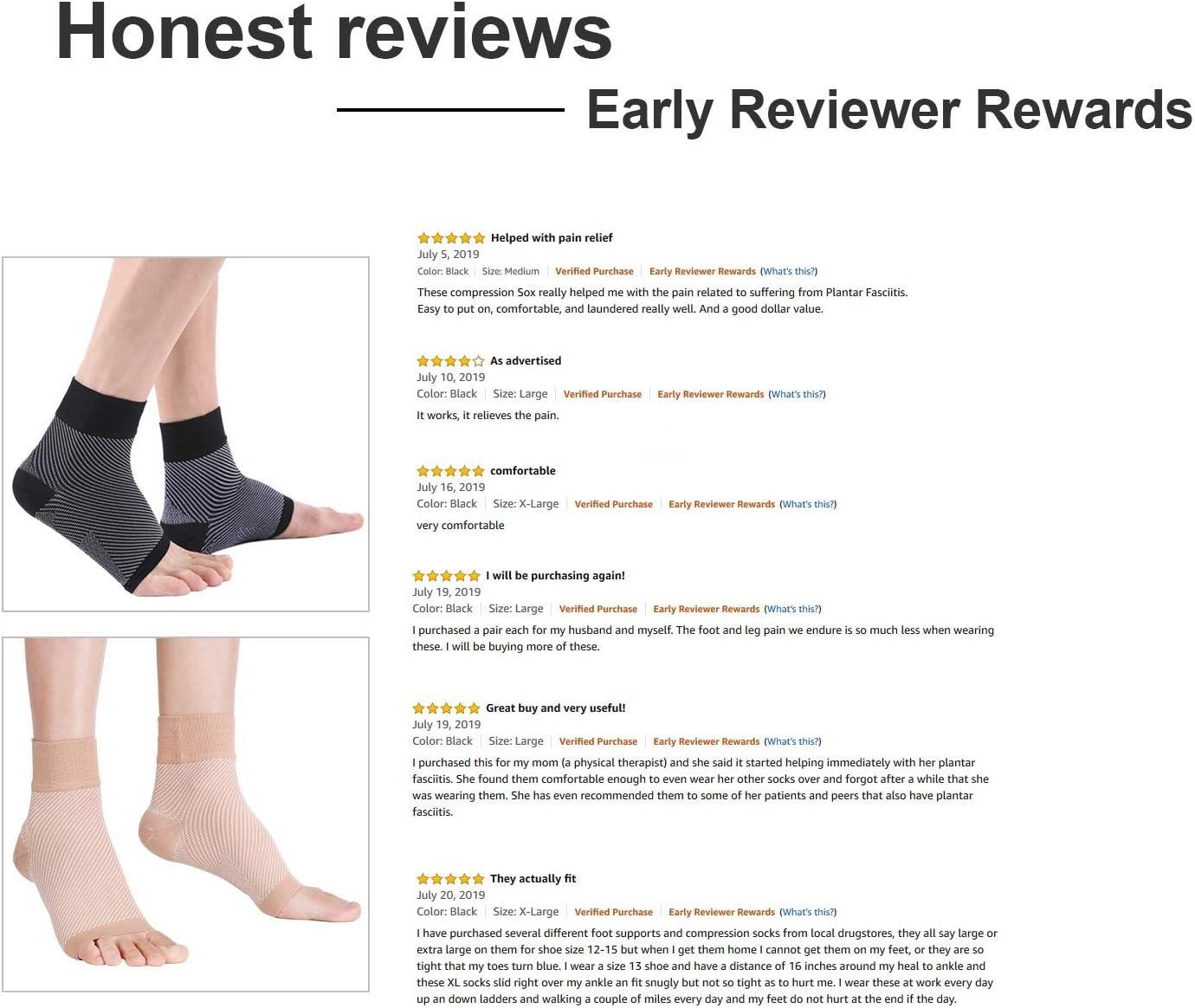Superb pair silicone socks 20/% OFF