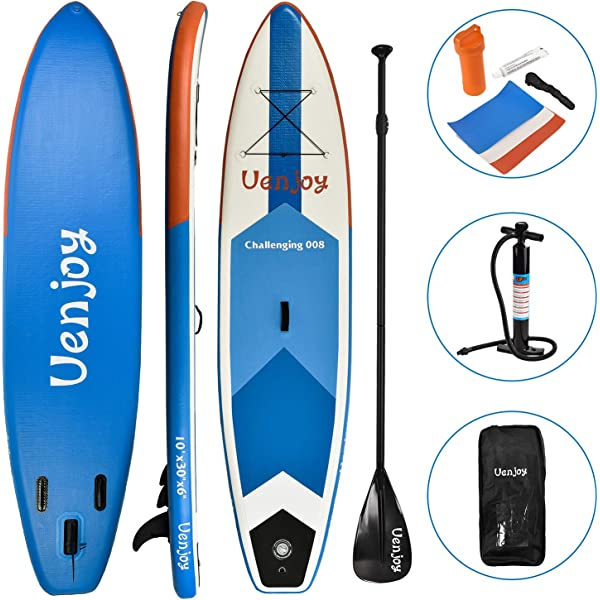 Amazon.com : FunWater Inflatable Stand Up Paddle Boards 11 ...