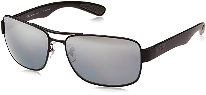 Ray-ban Mod. 3522 - Gafas de sol para hombre, MATTE BLACK ...