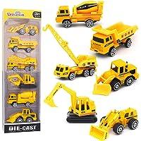 Dreamon Camión de ingeniería Mini Modelos de construcción