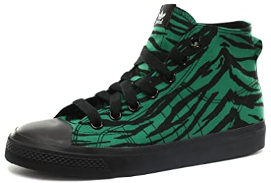 613ce79faba3 adidas Originals JS Jeremy Scott Nizza Hi Unisex Trainers Size UK 5 ...