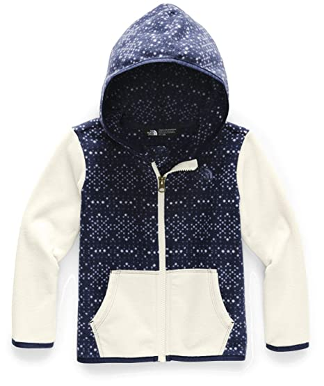 69d41bc8b The North Face Kids Baby Boy's Glacier Full Zip Hoodie (Toddler)